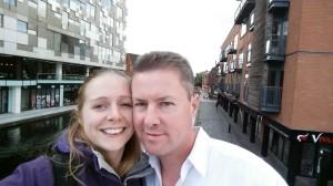 Celia and Ronan Leeds